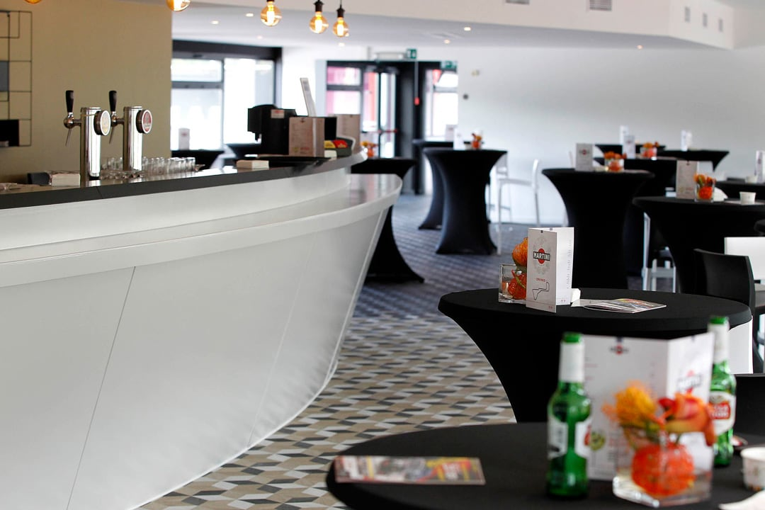 VIP Lounge powerd by Woutim