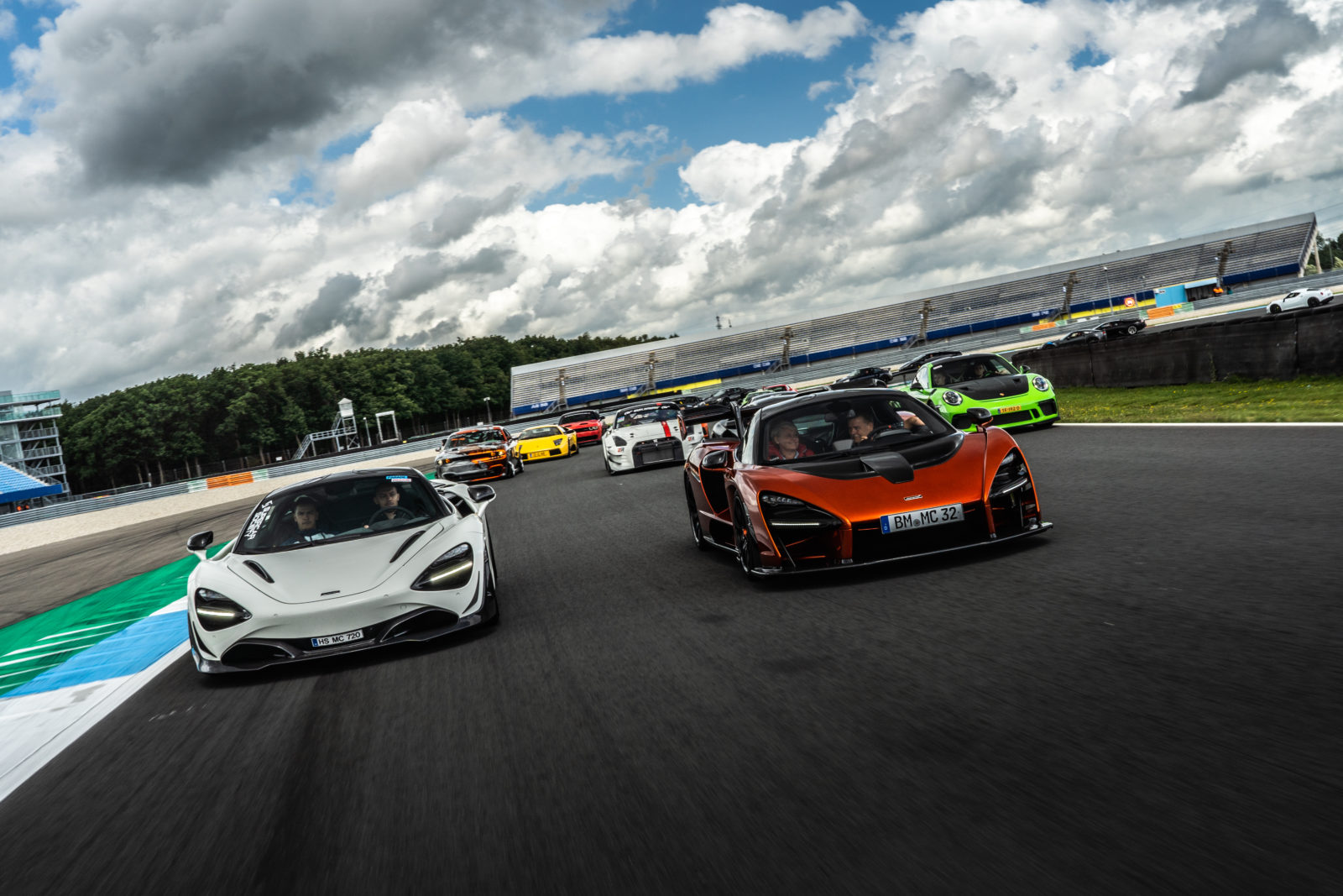 ZOLDER SUPERCAR MADNESS powered by HANKOOK
