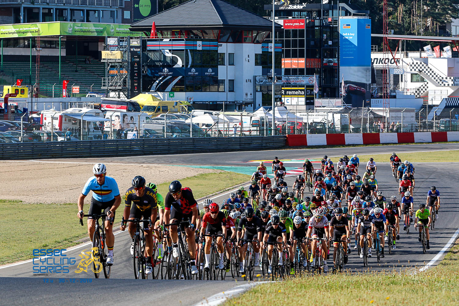ESSEC 12 HOURS CYCLING @ CIRCUIT ZOLDER