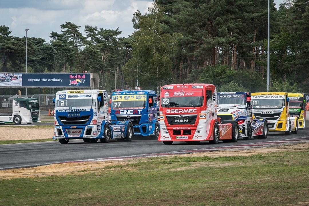 FIA ETRC BELGIAN TRUCK GRAND PRIX