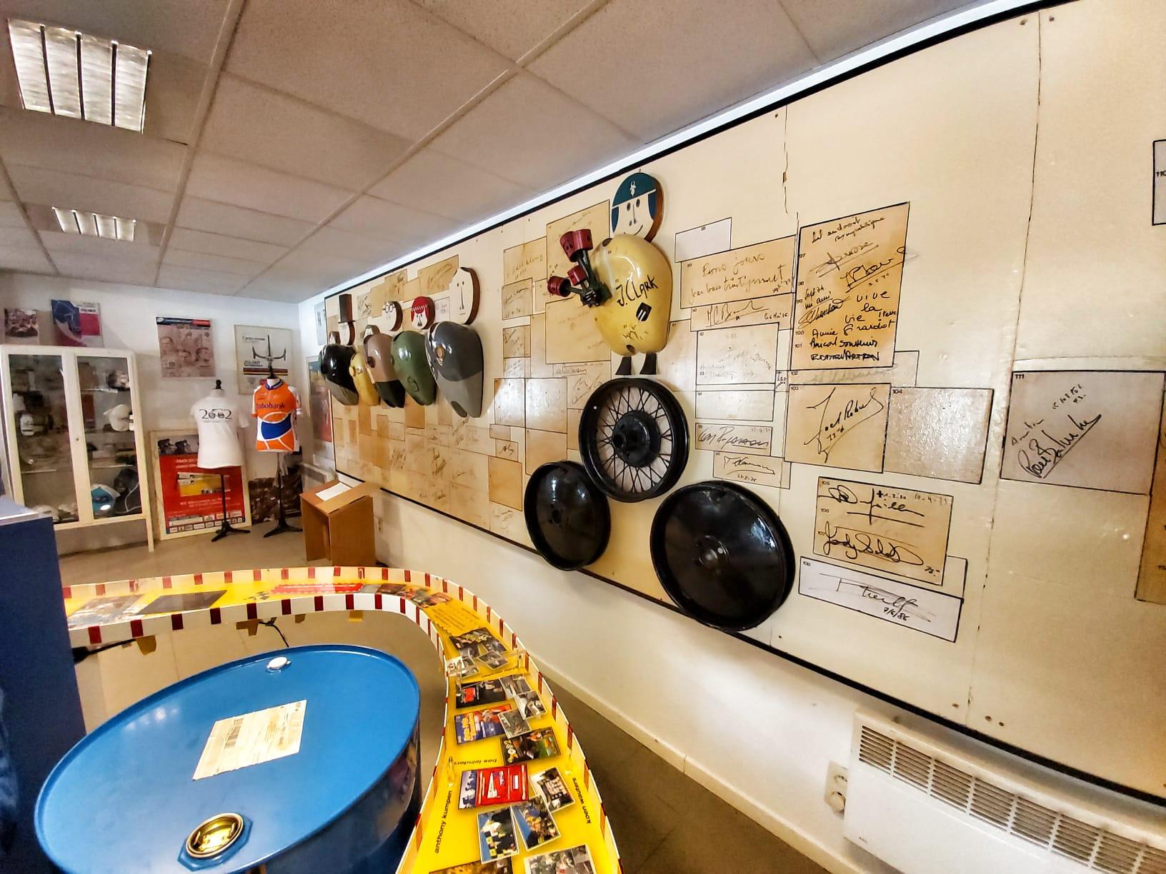 Museum operation Circuit Zolder