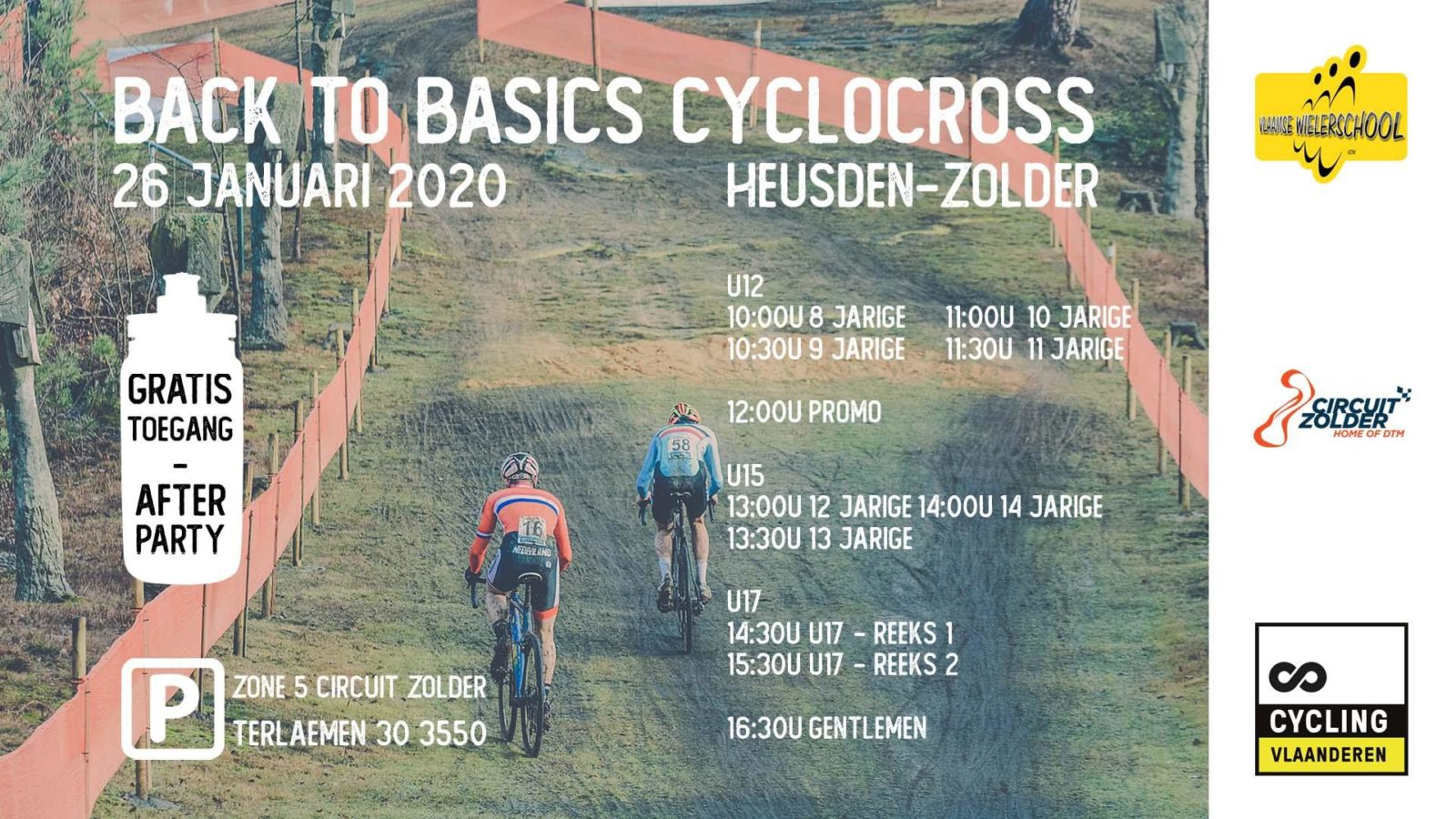 BACK TO BASICS CYCLOCROSS